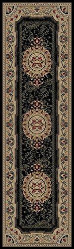 Concord Ankara Chateau Black 9 3 X 12 6 Rug