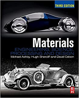 Materials Engineering Science Processing And Design Materials