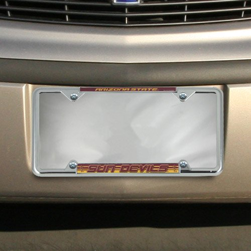 Arizona Frame (NCAA Arizona State Sun Devils Chrome Plate Frame, 12