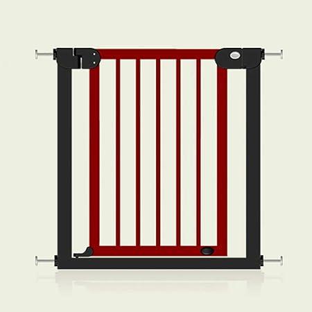 Xinyuanjiafang Puerta de Seguridad para bebés Puerta de Escalera Puerta de Parada Puerta del bebé Puerta de Seguridad de Madera Cercas de Seguridad para bebés Cerca de escaleras para Mascotas Cerca,1: Amazon.es: