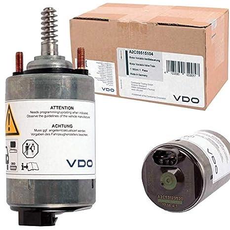rstfa excéntrico eje actuador para valvetronic sistema para BMW: Amazon.es: Coche y moto
