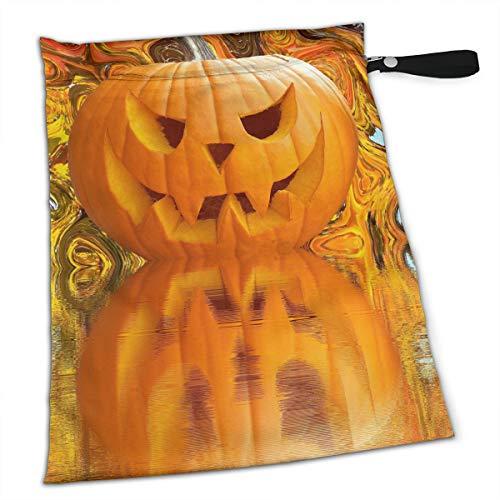 TYITCB Creepy Halloween Jack Journal Waterproof Reusable Snack