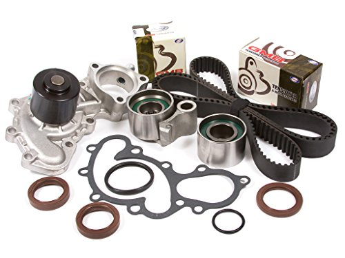 Evergreen TBK271WPT Toyota 3.4 Pickup DOHC 5VZFE Timing Belt Kit Water Pump (Timing Belt Kit 99 Tacoma compare prices)
