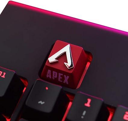 Gaming Keycaps Backlit Compatibel met mechanische