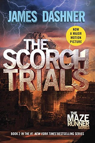 Image result for maze runner the scorch trials book