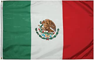 product image for Valley Forge Flag 3-Foot by 5-Foot Nylon Mexico Flag