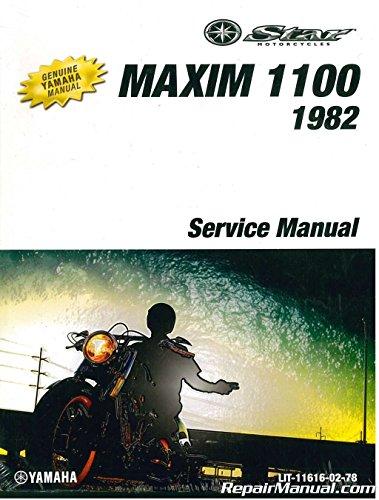 1982 Yamaha Maxim - 3