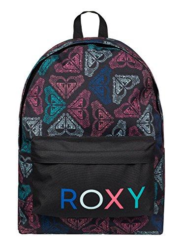 Backpack Interweave Combo Roxy Womens Sugar Logo J Backpack Pink Baby Pop qwAHAP