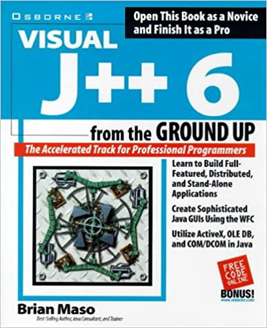 6 from the Ground Up Visual J+