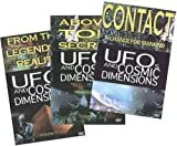 UFO's And Cosmic Dimensions, 3 DVD Special Edition