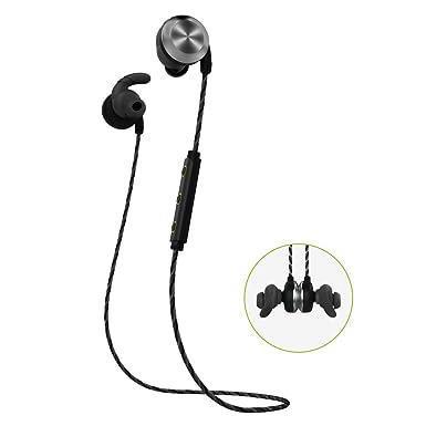 trond® U2 Auriculares Bluetooth V4.1 IPX6 impermeable inalámbrico auriculares de deporte auriculares con