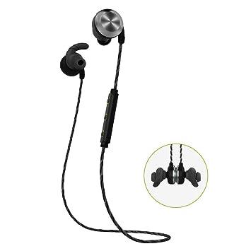 TROND U2 Bluetooth Headphones V4.1 IPX6 Sweatproof Wireless Sports Headphones Earbuds Headset with Mic