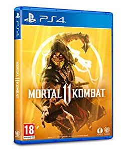 Mortal Kombat 11 by Warner Bros. For Playstation 4