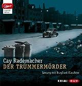 Der Trümmermörder (mp3-Ausgabe): 1 mp3-CD