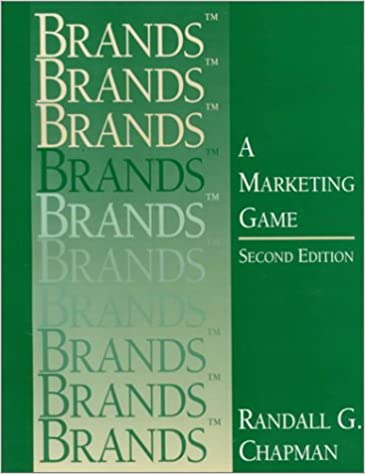 BRANDS: A Marketing Game (2nd Edition)
