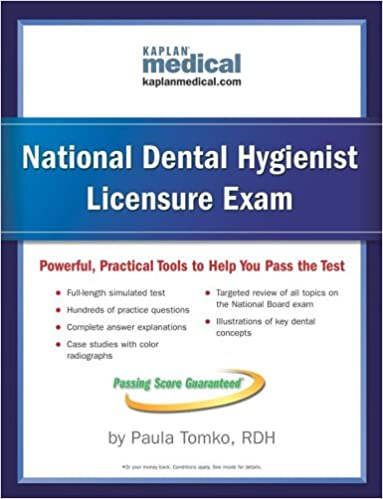 Kaplan National Dental Hygienist Licensure Exam Kaplan National Dental Hygenist Licensure Exam 9780743262576 Medicine Health Science Books Amazon Com
