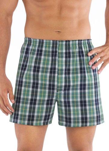 da33ad0bf81a Jockey Men's Underwear Classic Full Cut Boxer - 4 Pack, Sophisticated Blue,  M (B002LIPLQC) | Amazon price tracker / tracking, Amazon price history  charts, ...