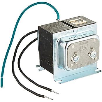 51PP8uaT2oL._SL500_AC_SS350_ amazon com edwards signaling 598 120v 8 16 24v 30w transformer