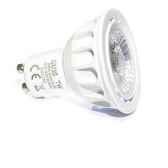 Gu10 Epistar Génération Professionnelle Cob Led 7w Ampoule Dernière ZkPXiu