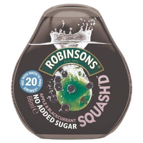 Robinsons Squash'd Apple & Blackcurrant No Added Sugar - Robinson Stores