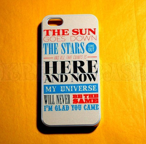 I'm glad you come Iphone 4 Case - For Iphone 4 and Iphone 4s