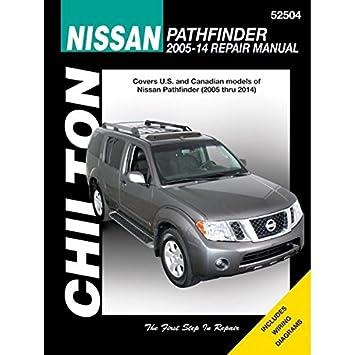Haynes Repair Manual 72037 Nissan Pathfinder 2005-2014 (72037)