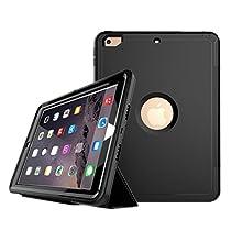 New iPad 9.7 2017 2018 ケース アイパッドケース 全面保護 耐衝...
