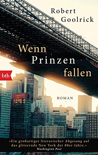 Wenn Prinzen fallen: Roman (German Edition)