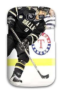 New Premium Flip Case Cover Dallas Stars Texas (23) Skin Case For Galaxy S3