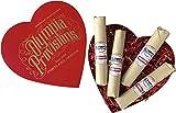 Olympia Provisions - European Salami Sampler - Heart Shaped Box Charcuterie Gift Set