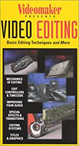 Videomaker: Video Editing [VHS]