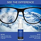 Anti Fog Spray for Glasses, Safe for Anti