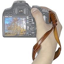 Hand Strap RX 100 III RX 100 IV Camera Leather Hand Strap for Sony A 6300 HX 90 Fujifilm X 30 X 100 S Canon G 5 X G 9 X Camcorder Camera Strap