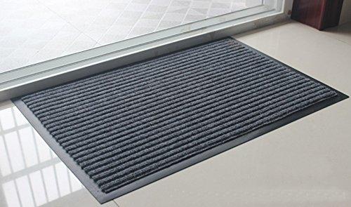 Fasmov Entrance Rug Floor Mats Shoe Scraper Doormat,20