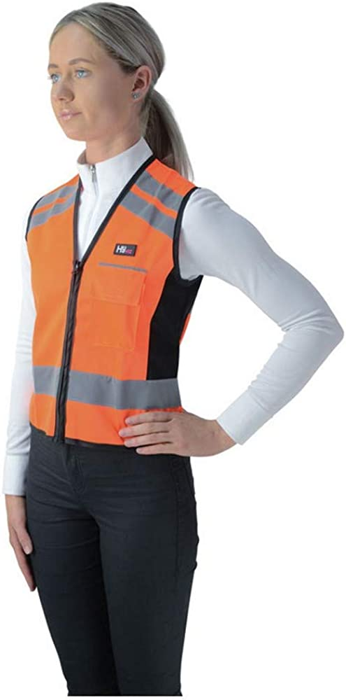 Please Pass Wide /& Slow by Hyviz HyViz Waistcoat Yellow//Black, X-Large