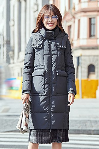 Generic High-Vatican winter new casual version long section female Korean fashion warm down jacket thick coat tide for women girl by Generic (Image #4)