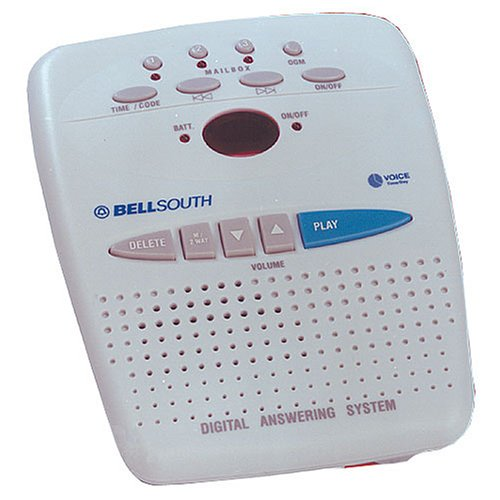 South Telephone Bell - Bell South 2018 Digital Answering Machine