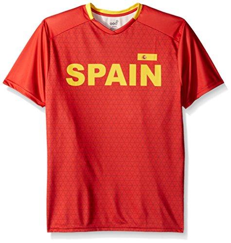 spain football jersey - 4