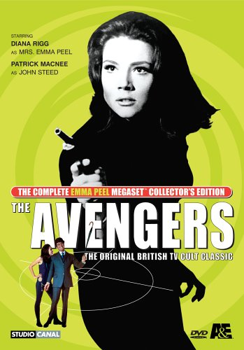 The Avengers - The Complete Emma Peel Megaset (2006 Collector's Edition) by A&E