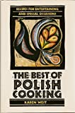 Best of Polish Cooking, Karen West, 0517686317