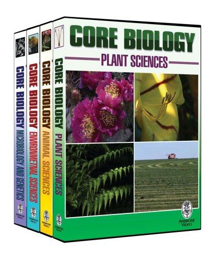 Core Biology DVD Set