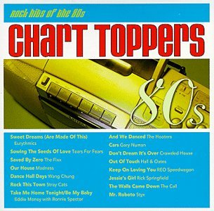 Eurythmics - Chart Toppersrock Hits Of The 80