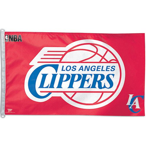 Wincraft NBA Banner Team: Los Angeles Clippers
