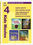 Snow White / Red Riding Hood / The Emperor's New Clothes / Rumpelstiltskin