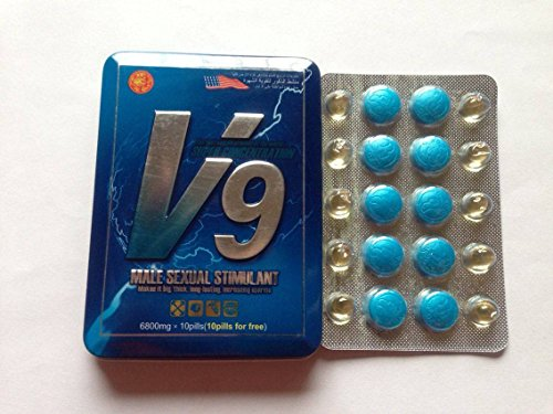 V9-Male-Sexual-Stimulant-Best-Enhancement-Pills-1-Tin-10-Doses