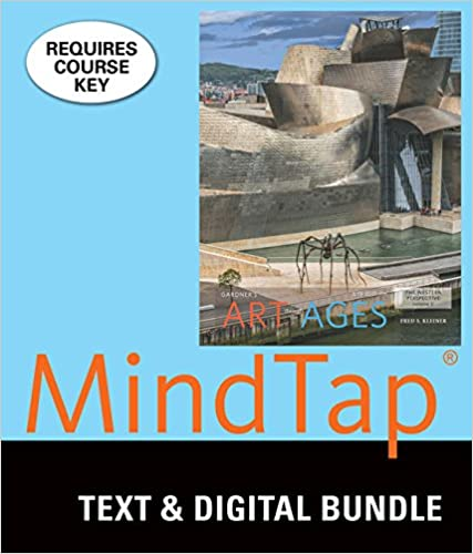 bundle gardners art through the ages the western perspective volume i and volume ii mindtap art 2 term 12 months instant access for gardners art through the ages the western perspective