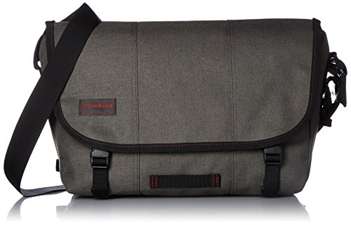 Timbuk2 Classic Messenger Bag, Carbon Full-Cycle Twill, Small (Numbers Twill)