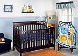 Little Bedding No.1 Team 10 Piece Crib Set
