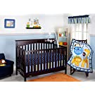 Little Bedding No.1 Team 10 Piece Crib Set