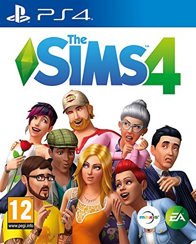Price comparison product image The Sims 4 - Playstation 4 PS4